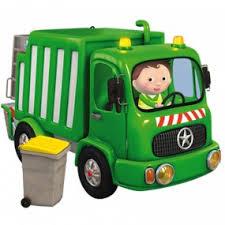 camion-poubelle