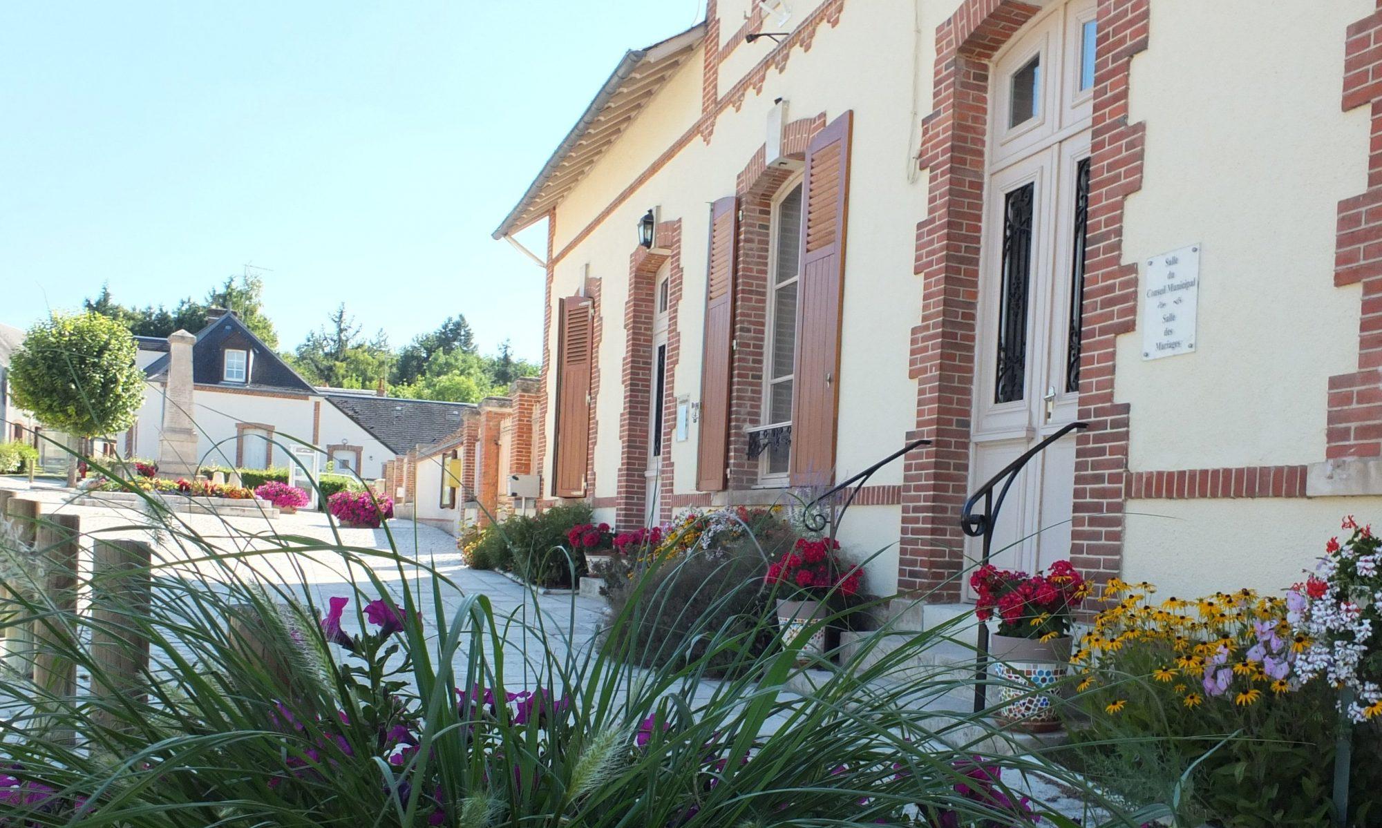 Vieilles-Maisons sur Joudry
